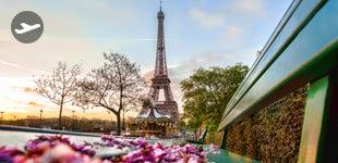 Vola a Parigi