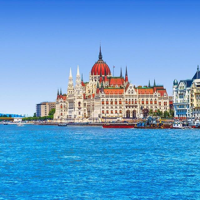 Vol Alger-Budapest
