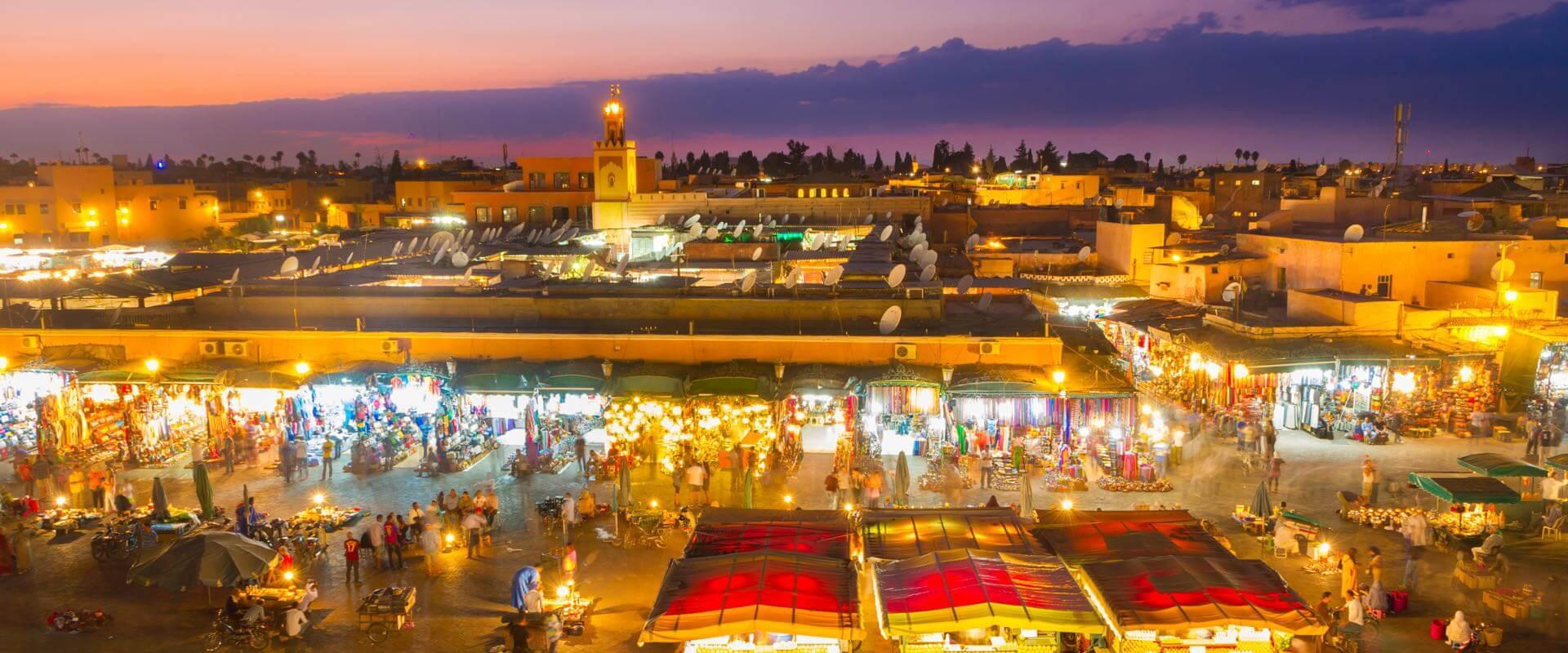 Marrakech arts et voyages for Sejour complet marrakech