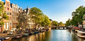 vacances pas chères à Amsterdam