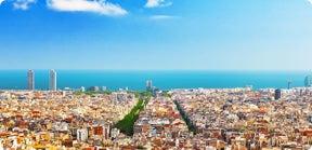 partir en vacances à Barcelone