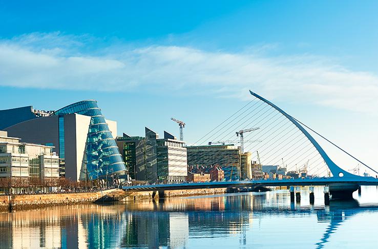 location de voiture à Dublin