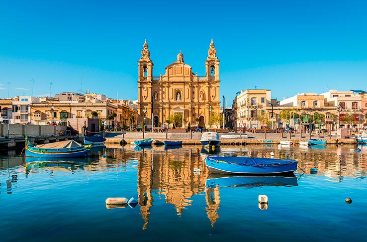 location de voiture à Malte