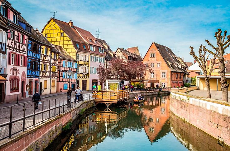 location de voiture à Strasbourg