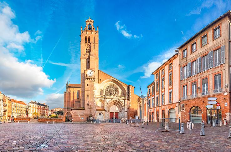 location de voiture à Toulouse