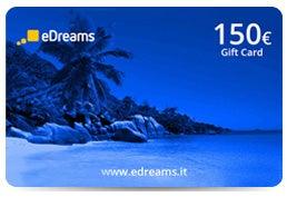 Gift card eDreams