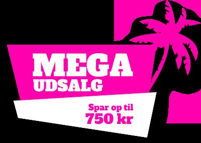 MEGA UDSLAG