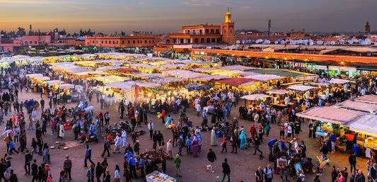 Photo of Marrakech