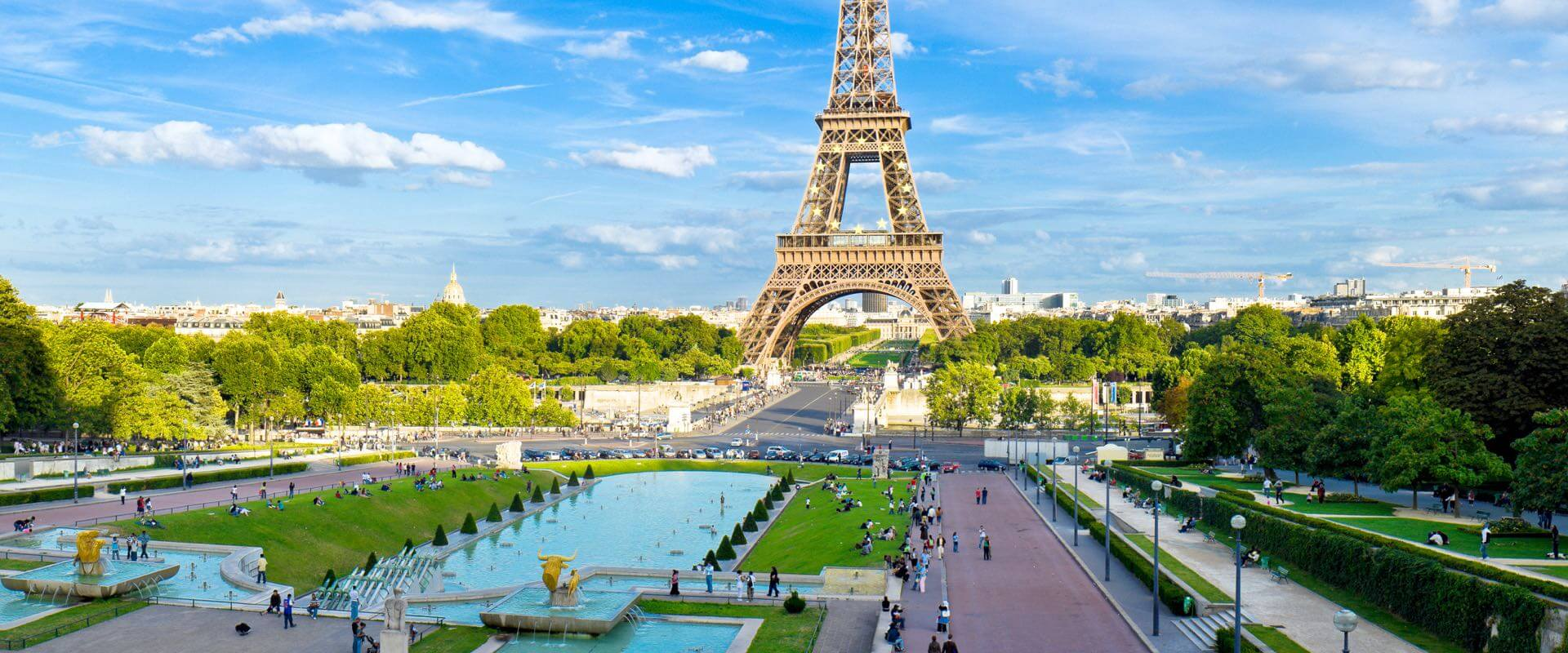 Flights To Paris Par From 12 With Edreams