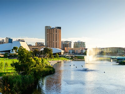 Cheap flights from Brisbane to Adelaide with Virgin Australia