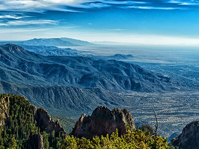 Discover flights from San Francisco to Albuquerque with United Airlines
