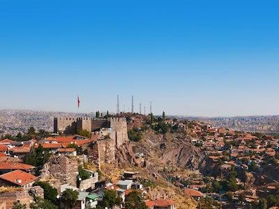 Frankfurt Ankara
