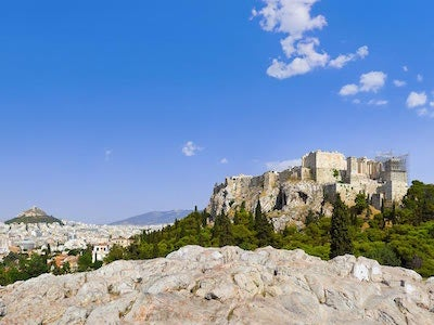 Book flights from Zurich to Athens with Aegean Airlines