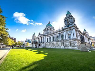 Discover flights from London to Belfast with Aer Lingus