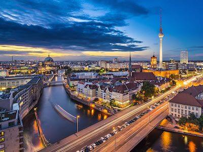 Günstige Flüge mit Siberia Airlines von Stawropol nach Berlin