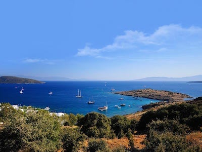 Flights from {var.firstOriginCityName} to Bodrum with Corendon Airlines