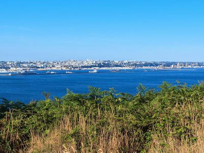 Cheap flights from Marseille to Brest with Transavia France