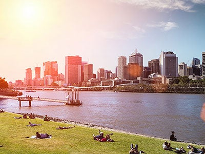 Cheap flight tickets from Christchurch to Brisbane with Qantas Airways