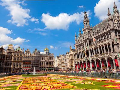 Cheap flights from Djerba to Brussels with Nouvelair