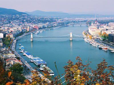 Vuelos de Wizz Air de Madrid a Budapest