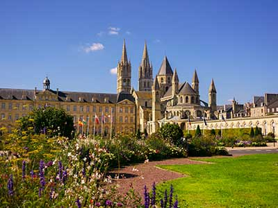 Discover flights from Lyon to Caen with Air France