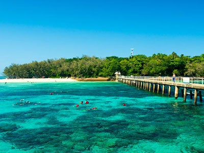 Discover flights from Coolangatta - Gold Coast, QLD to Cairns with Jetstar