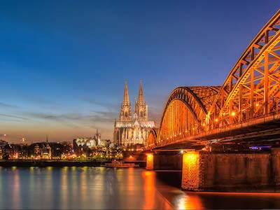 Cheap flights from Zagreb to Cologne with Eurowings