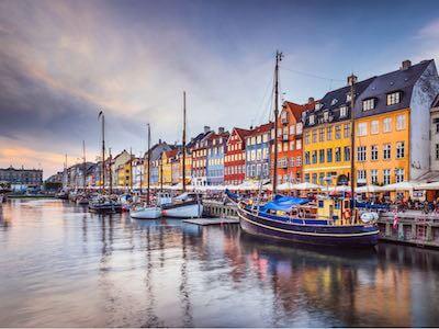 Hanoi - Köpenhamn