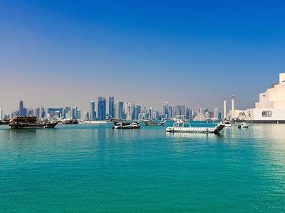 Oslo - Doha