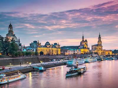 Buchen Sie günstige Flüge von Iraklio nach Dresden mit Sundair