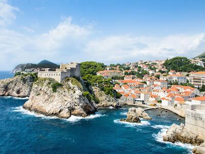Cheap flights from Cancun to Dubrovnik with Condor