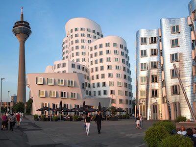 Vols Eurowings de Lyon à Düsseldorf