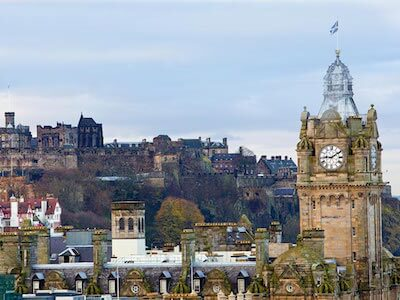 Cheap flights from Vancouver to Edinburgh with Virgin Atlantic