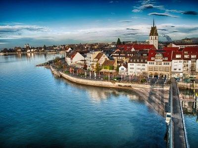 Buchen Sie günstige Flüge von Pristina nach Friedrichshafen mit Trade Air
