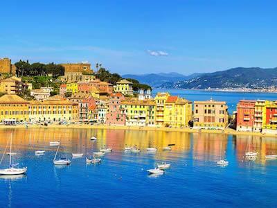 Vuelos Cagliari - Génova de Alitalia
