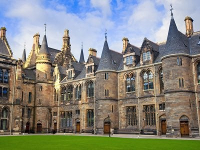 Flights from Cape Town to Glasgow with Klm Royal Dutch Airlines
