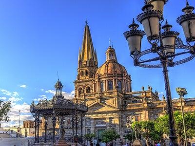 Flights from Tijuana to Guadalajara with Volaris
