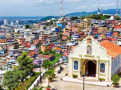 Vuelos baratos de Avianca desde Quito hasta Guayaquil