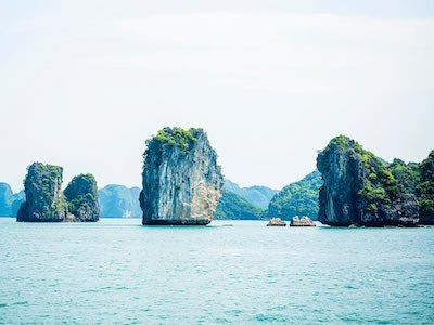 Discover flights from Dublin to Hanoi with Emirates