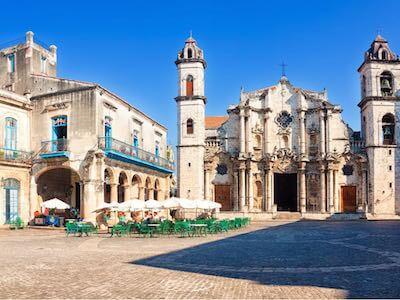 Finden Sie Air Europa Flüge von München nach Havanna