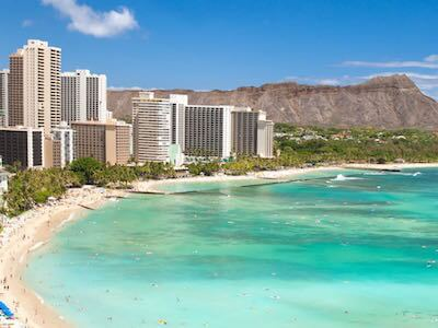 Cheap flights from {var.firstOriginCityName} to Honolulu with Hawaiian Airlines