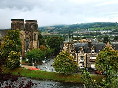 Discover flights from Bristol to Inverness with Easyjet