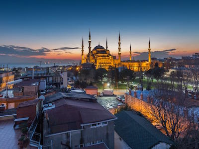 Discover flights from {var.secondOriginCityName} to Istanbul with Aeroflot