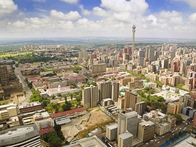 Flights from Cape Town to Johannesburg with Fly Safair
