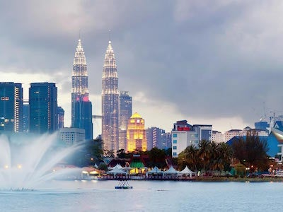 Flights from Ho Chi Minh City to Kuala Lumpur with Air Asia