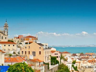 Flüge von Genf nach Lissabon mit Easyjet