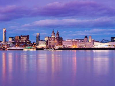 Cheap flights from Bacau to Liverpool with Wizz Air