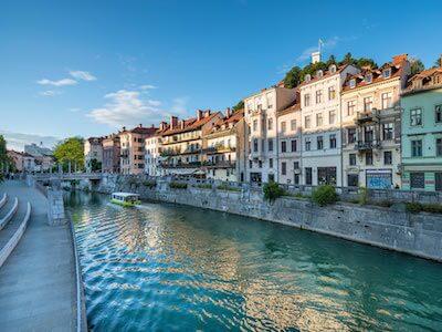 رحلات رخيصة من مالطا إلى ليوبليانا مع Swiss International Air Lines