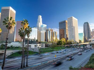 Flights from Ho Chi Minh City to Los Angeles with All Nippon Airways
