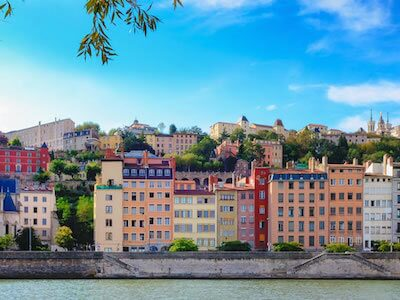 Cheap flights from Dublin to Lyon with Aer Lingus